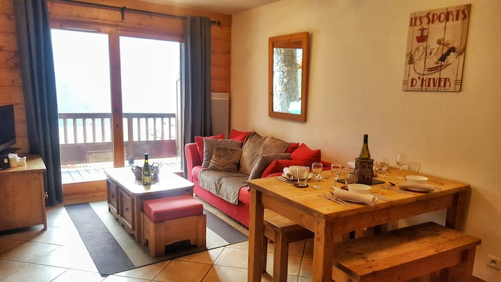 Apartment Chenalet - Sainte Foy - Self catered
