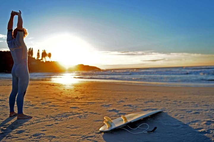 Pousada Beco dos Surfistas 2 - Florianópolis - Huoneisto