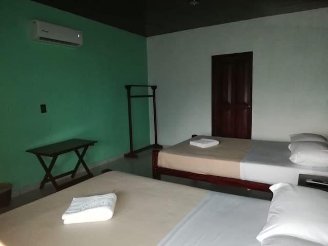 Cabaña Kayaon & Zarco | Suite 1