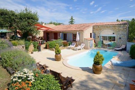 Maison en provence - Mirabeau