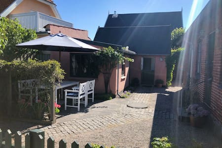 Anneks i Hornbæk (den gamle bydel)