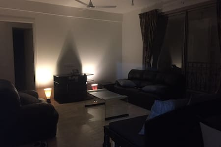 Large Apartment for Long Stays - Thane