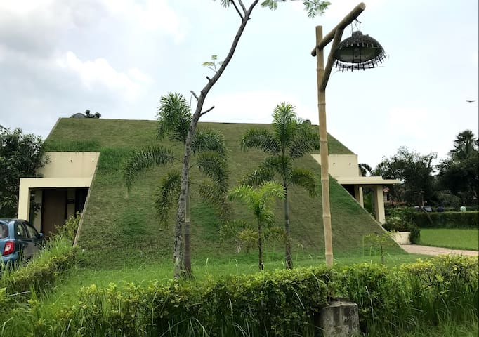 Eco Homes Bungalow, Vedic Village Spa and Resort