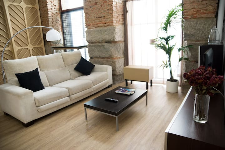 Loft 70m2 Madrid Center - Madrid - Loft