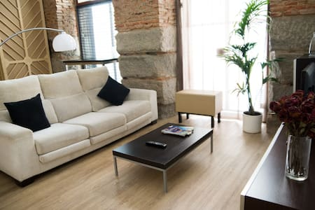Loft 70m2 Madrid Center - Madrid