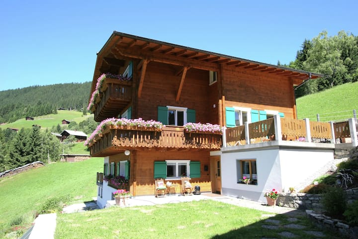 Lush Apartment in Silbertal with Garden