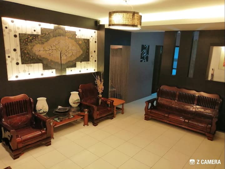 Ec Homestay-Connecting Private Room(5pax)