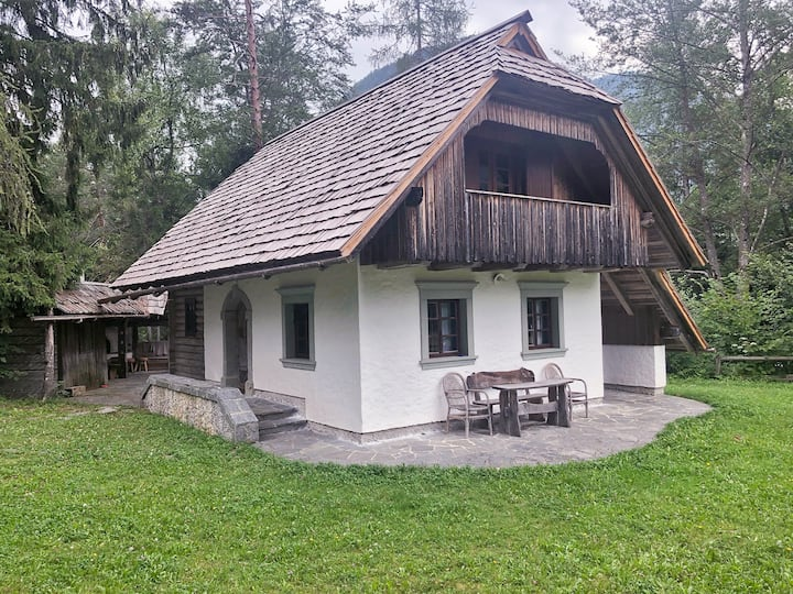 Charming traditional cottage in national park
