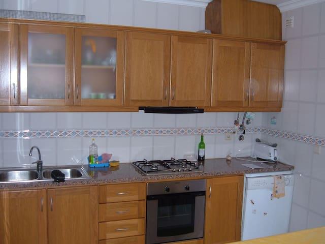 Apartamento grande na Nazaré. - Alcobaça - Apartament