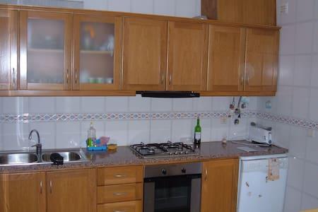 Apartamento grande na Nazaré. - Alcobaça - 公寓