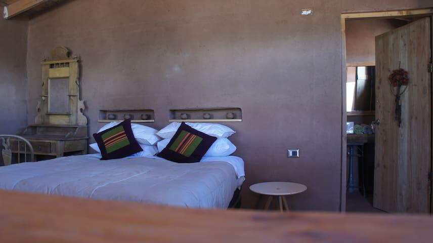 Cabaña con hermosa vista, 50 m2