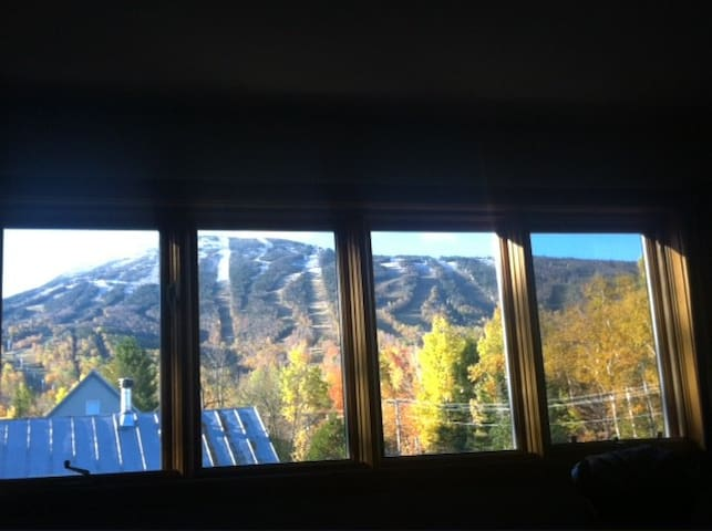 On mountain with spectacular views 4 bedrooms - Carrabassett Valley - Rekkehus