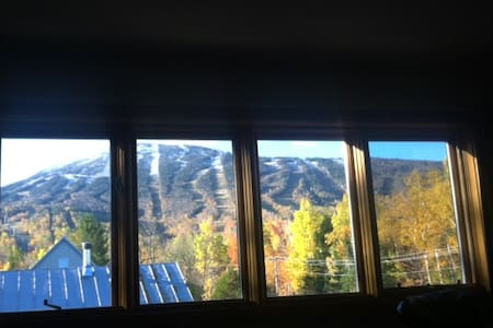 On mountain with spectacular views 4 bedrooms - Carrabassett Valley - Adosado