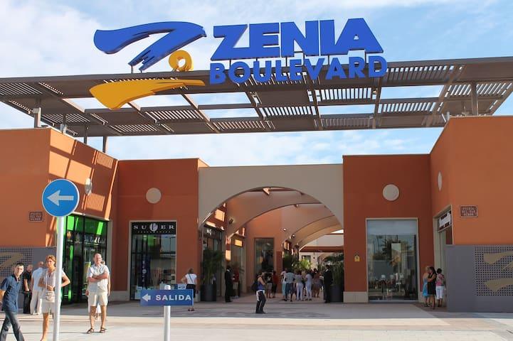La Zenia Shopping Center