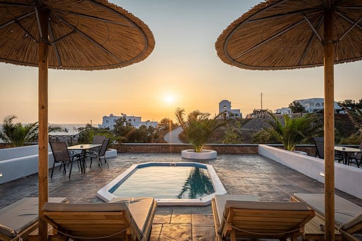 Comfort Suite | Sea View | Private Pool- 6pax