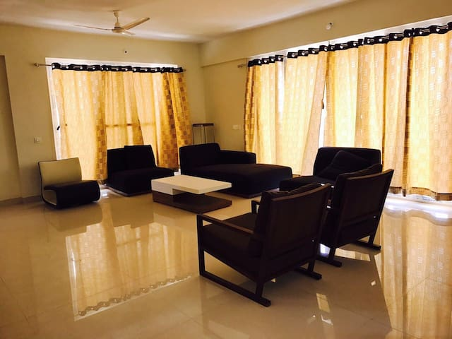 C-10, LOTUS COUNTY - Belgaum - Appartement