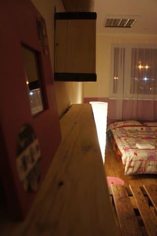Комнаты в уютном хостеле 'Мы' - Adler