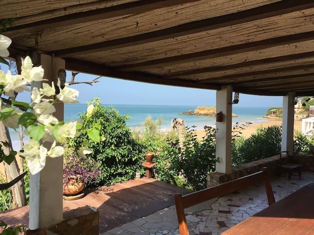 Superbe cabanon avec vue sur mer à Popenguine - Popenguine - Dům
