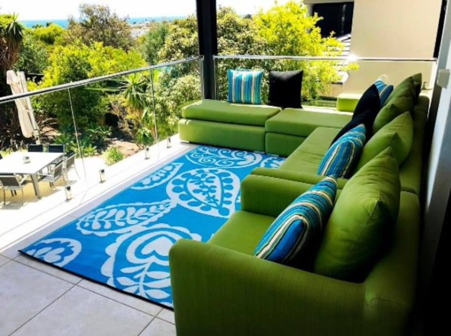 Morning Bliss on the balcony :)
