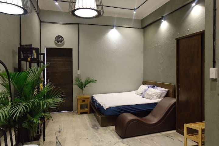 Studio house at Dist.1 | 5 mins to Bui Vien Street