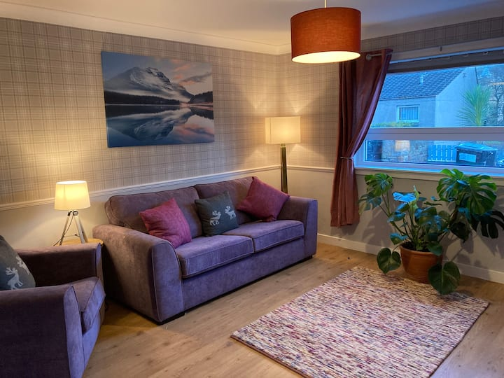 Cosy home in the heart of Edinburghs Old Town