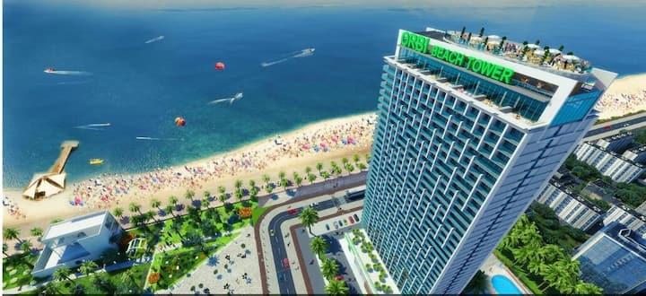 Апартаменты в Orbi Beach Tower 06-07
