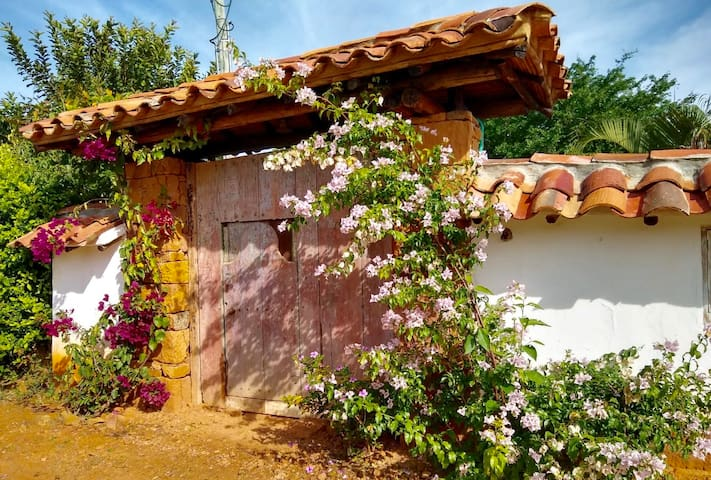 Casa Frida Barichara