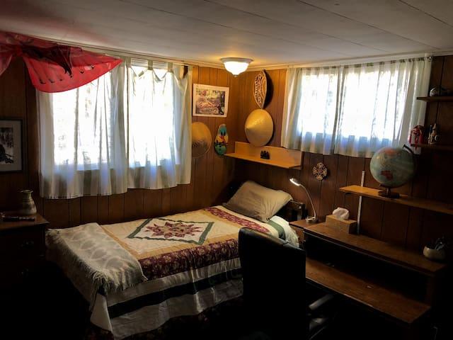 """Bedroom #2; """"The den"""""""