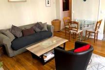 Boulnois - living-room