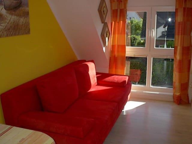 Apartment mit Sonne und Meeresbrise, gerne länger