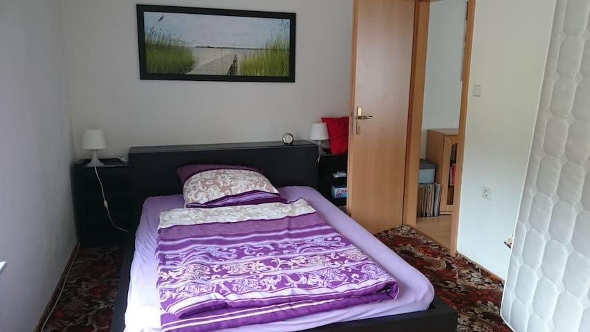 Helle Wohnung 54qm im Schwarzwald (Skigebiet)