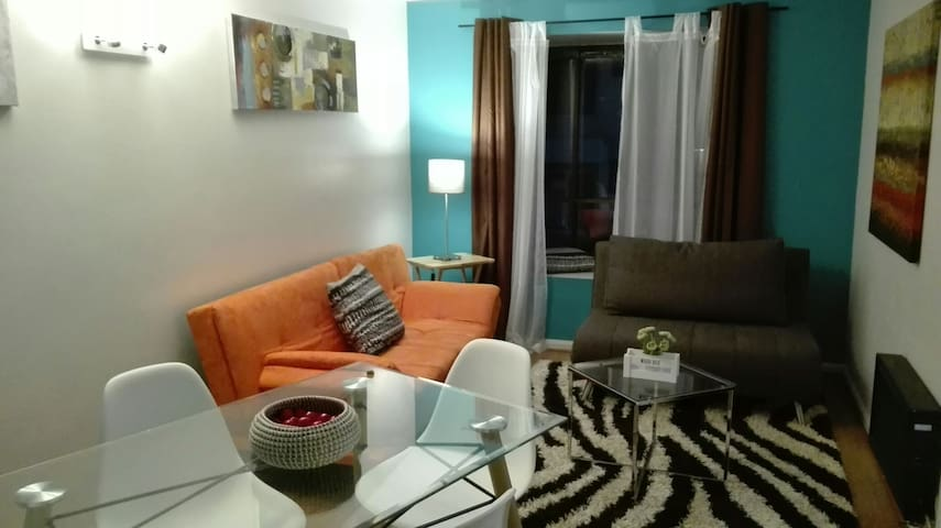 Depto providencia costanera center 6 pers +parking - santiago - Appartamento