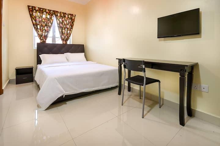DELUXE ROOM FOR 2PAX @Bandar Baru Bangi