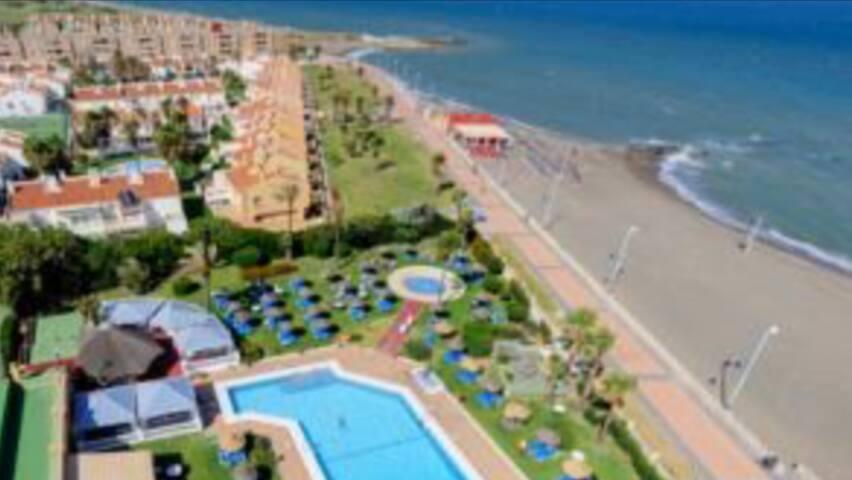 2 weeks timeshare for rent MELIA TRYP Guad - Málaga