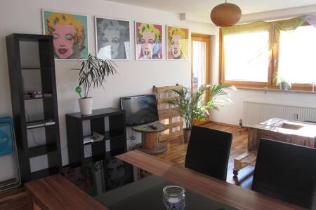 Ruhige Wohnung 85 m2 - Mittersill