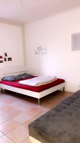 Grande chambre privée entre Montpellier et Nimes