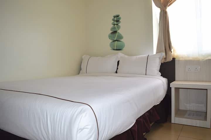 Angsoka Hotel Teluk Intan Basic Queen 133