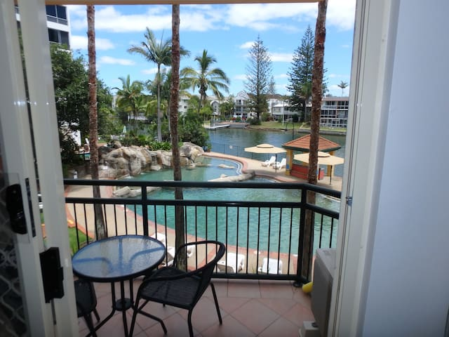Paradise Island on the Gold Coast - Il paradiso dei surfisti - Villa
