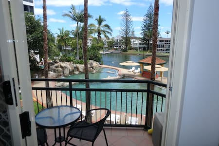 Paradise Island on the Gold Coast - Surfers Paradise - Villa