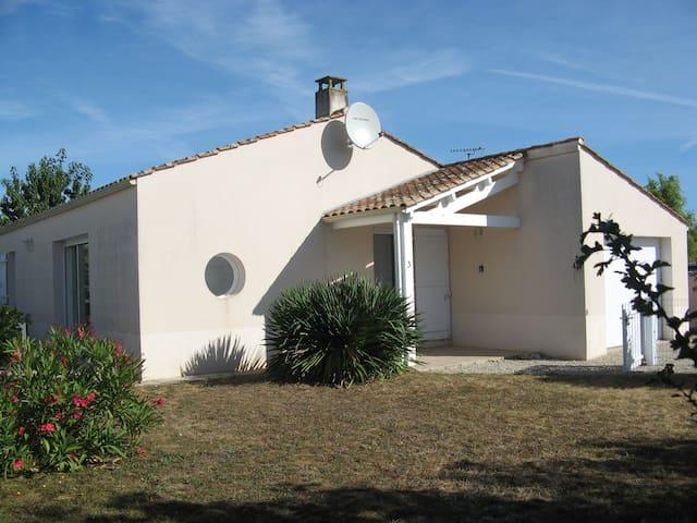 Villa Fief Colin - Saint-Hilaire-la-Forêt - Villa