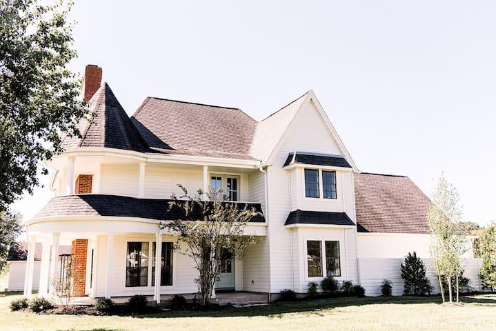 The Montgomery House