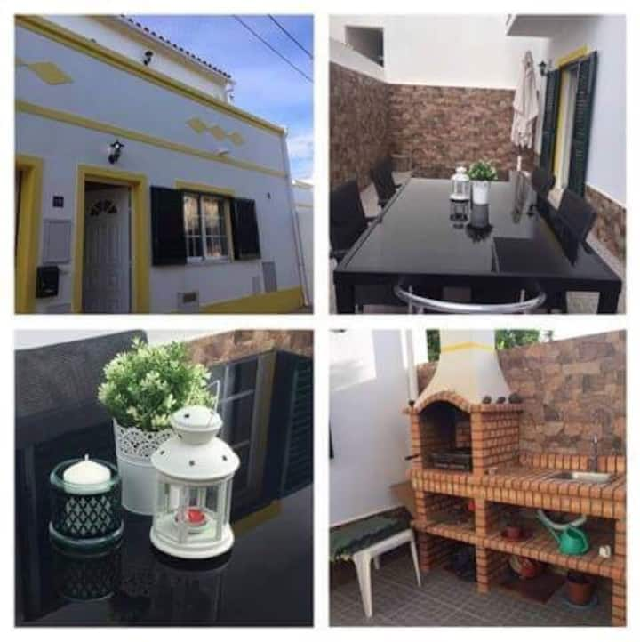 Moradia nova, Praia de Altura - Algarve