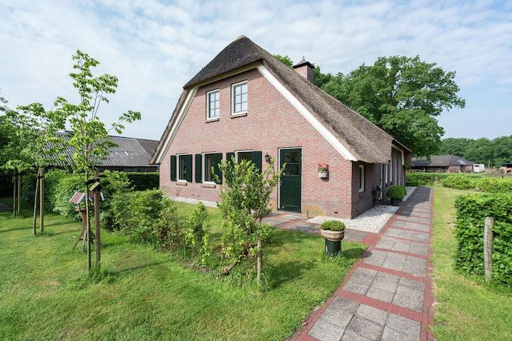Attractive Farmhouse in Hardenberg-Rheeze with Garden