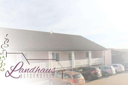 Landhaus Betzenstein - Betzenstein - 韓國膳宿公寓