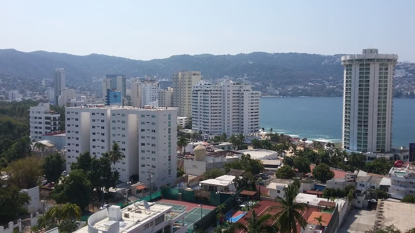 Air Breeze Penthouse by the Sea - Acapulco - Apartament