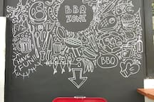 Barbeque Zone..