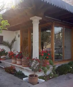 Casa acabados en madera.Seguridad, agua, wifi, paz - Morelia