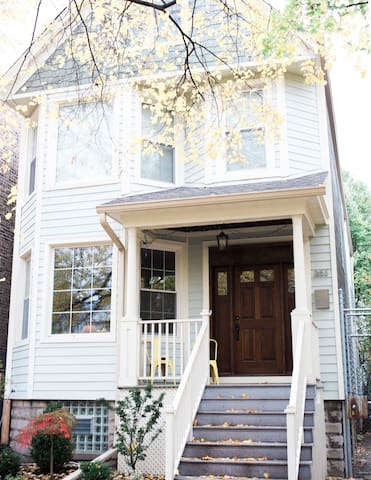 Beautiful house in North Center - Chicago - Ev