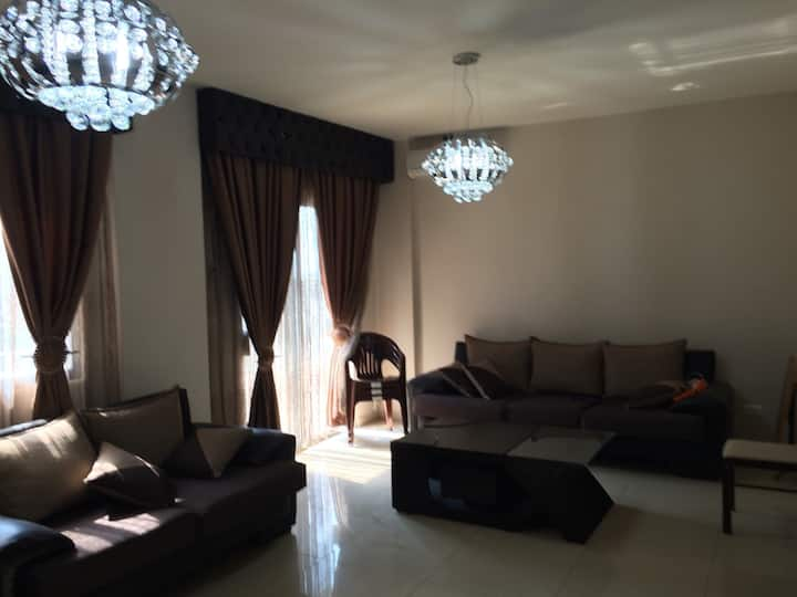 3 Bedroom Apt with parking in Awkar