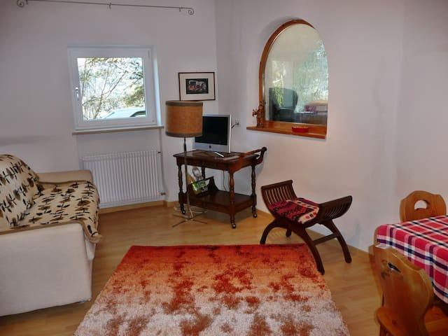 Sul pendio sud del Renon in mezzo a vigneti - Renon - Διαμέρισμα